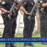 Chiclayo: Cambian a 18 policías en comisaria de Chongoyape por caso Chaparrí