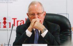 Pedro Pablo Kuczynski renuncia a la Presidencia de la República