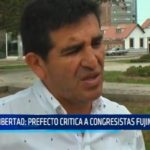Prefecto critica a congresistas  fujimoristas