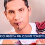 Prisión preventiva para acusado de tocamientos indebidos