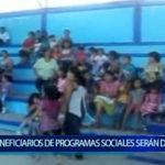 Piura: Beneficiarios de programas sociales serán depurados