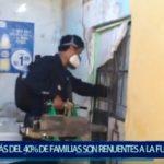 Piura: Más del 40% de familias son renuentes a la fumigación