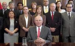 Mensaje a la Nación: PPK confirma renuncia a la presidencia del Perú