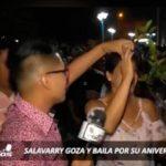 Salaverry goza y baila por su aniversario