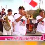 Locales: Todo va quedando listo para La Feria San José 2018 en las Delicias