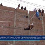 Chiclayo: Planifican simulacros de inundaciones en la región norte