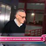 Internacional: Stan Lee revela que está luchando contra la neumonía