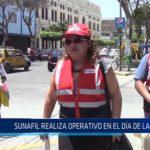 Chiclayo: SUNAFIL realiza operativo en el Día Internacional de la Mujer