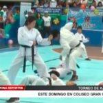 Torneo de karate este domingo en Coliseo Gran Chimú