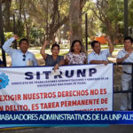 Piura: Trabajadores administrativos de la Unp preparan paro de 24 horas