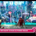 "Internacional: ""Wifi Ralph"" estrena su primer tráiler"