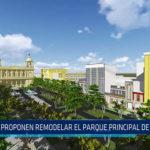 Chiclayo : Proponen remodelar el parque principal de Chiclayo