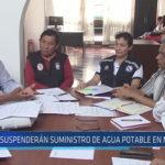 Chiclayo : Suspenderán servicio de agua potable en Mórrope