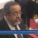 Chiclayo : Saluda que Walter Alva pueda ser ministro de Cultura