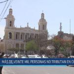 Chiclayo : Más de veinte mil personas no tributan en Chiclayo
