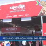 Chiclayo : Recorrido gastronómico en el Expo Perú Norte