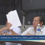 Chiclayo : Denuncian contratos irregulares en comuna de JLO