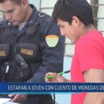 Chiclayo : Estafan a joven con cuento de las monedas de oro