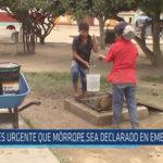 Chiclayo : Es urgente que Mórrope sea declarado en emergencia