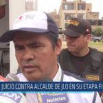 Chiclayo : Juicio contra alcalde de JLO en su etapa final