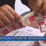 Chiclayo: Contraloría interviene por micronutrientes vencidos