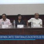 Chiclayo : Definen límites territoriales en distritos de Ferreñafe
