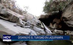 Chiclayo: Disminuye el turismo en Laquipampa