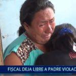 Piura: Fiscal deja libre a Padre violador