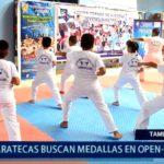 Piura: Karatecas buscan medallas en Open- Trujillo
