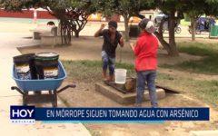 Chiclayo: En Mórrope siguen tomando agua con arsénico