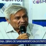 Piura: Comuna Piurana no transfiere Obras de Saneamiento