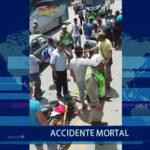 Piura: Accidente mortal