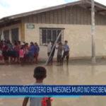 Chiclayo: Afectados por niño costero en Mesones Muro no reciben ayuda
