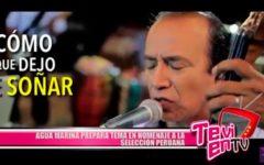 Agua Marina prepara tema en homenaje a la selección peruana
