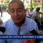 Piura: Alcalde Ramírez responde a Gobernador Regional