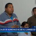 Alcalde de Huanchaco acude al llamado de vecinos