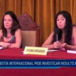 Amnistía internacional pide investigar indulto a Fujimori