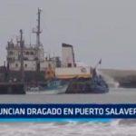 Anuncian dragado en puerto Salaverry