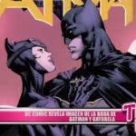 DC Comic revela imagen de la boda de Batman y Gatubela