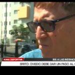 Brito: Oviedo debe dar un paso al costado
