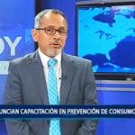 DEVIDA: Capacitación en prevención de consumo de drogas