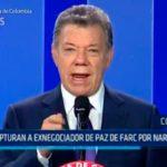 Colombia: Capturan a ex negociador de paz de FARC por narcotráfico
