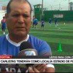 Carlistas tendrán como localía estadio de Florencia