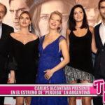 Carlos Alcántara presente en el estreno de «Perdida» en Argentina
