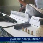 """Piura: ¡Cayeron """"Los Valencia""""!"""