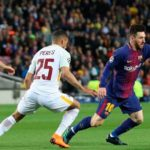 Barcelona derrotó a la Roma y se acerca a semifinal de Champions League