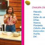 Rico y Baratito: Preparación chaufa de pescado