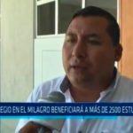 Colegio en El Milagro beneficiará a más de 2500 estudiantes