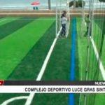 IPD: Complejo deportivo luce gras sintético