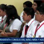 Piura: Comuna Castellana juramentó Consejo del Niño, Niña y Adolescente